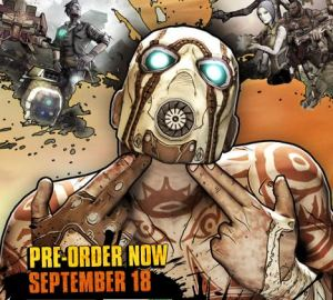 Borderlands 2 Pre-Order for September 18th Release